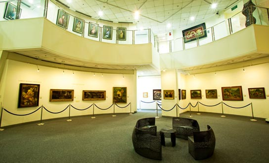 Yuchengco Museum – a repository of artistic brilliance